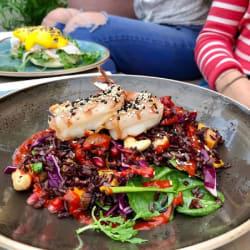 Floret Artisan Kitchen Bar Inside Luisa Via Roma In