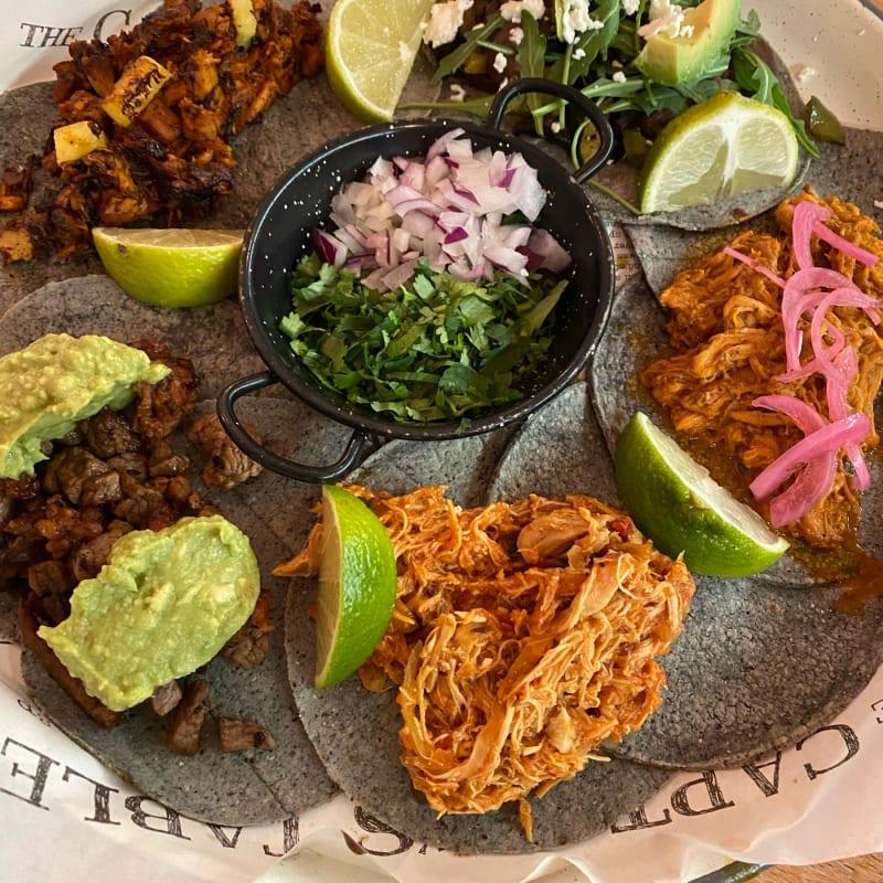 restaurante mexicano barcelona envio a domicilio