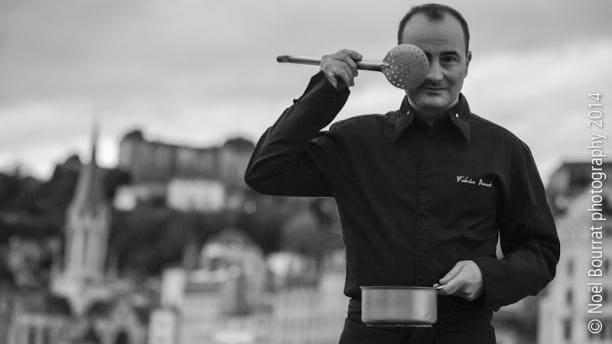 Restaurant Cuisine Et Dependances By Fabrice Bonnot A Lyon 69002