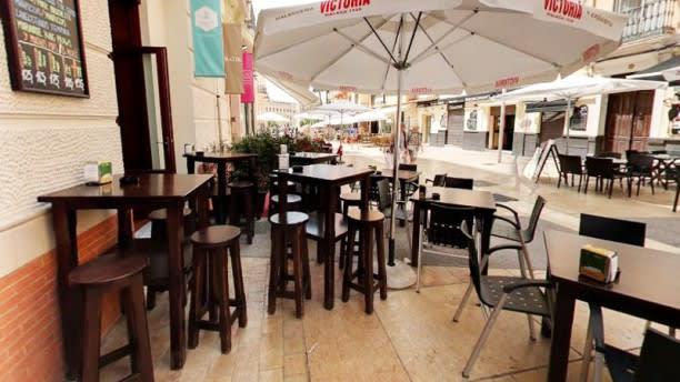 Restaurante La Taberna Del Pintxo Alcazaba En Málaga