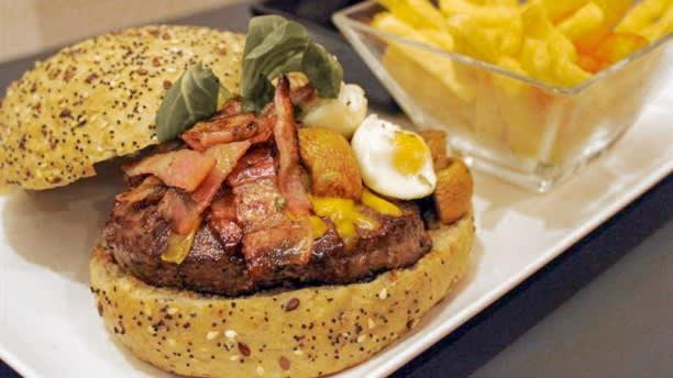 Restaurante Brusters Valencia Centro en Valencia, Ciutat Vella ...