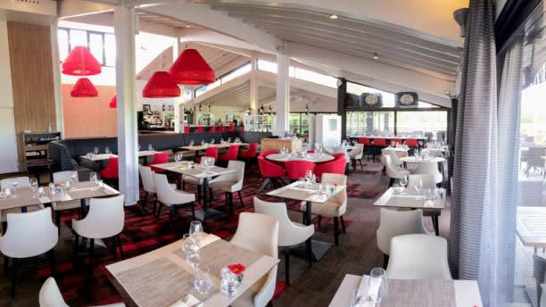Golf Du Medoc Le Club In Le Pian Medoc Restaurant Reviews Menu