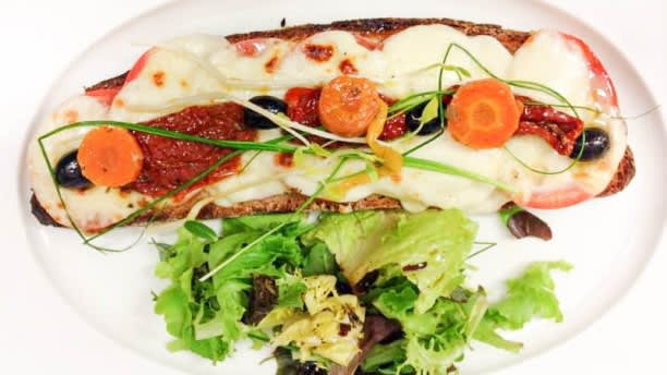 Restaurant La Femme Du Boulanger A Nice 06000 Menu Avis Prix