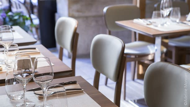 Les Fables De La Fontaine In Paris Restaurant Reviews Menu And
