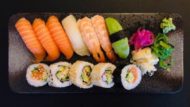 Ichiban Sushi I Goteborg Restaurangens Meny Oppettider Bokning