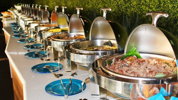 Restaurante La Terraza Gran Hotel En Centro Thefork Antes