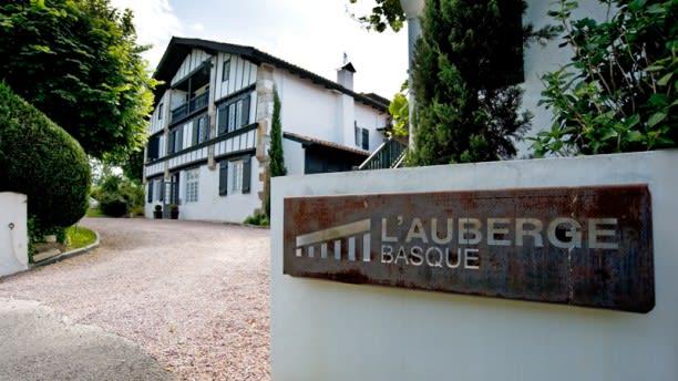 Restaurant L'Auberge Basque à Saint-Pée-sur-Nivelle (64310) - Menu ...