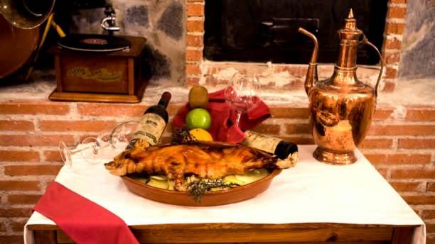 Restaurante La Casona De Butarque En Leganés Thefork