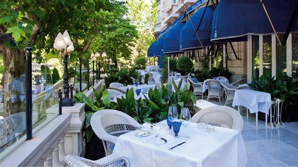 Restaurante Goya Hotel Ritz En Madrid Thefork Antes