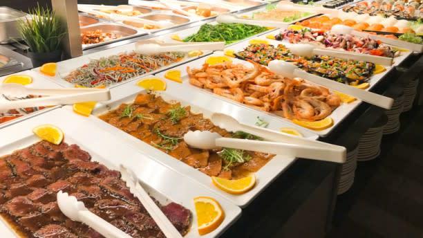 Wok Garden Parrilla In Madrid Restaurant Reviews Menu And