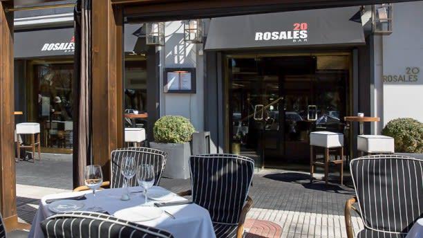 Restaurante Rosales 20 En Madrid Thefork Antes Restorando