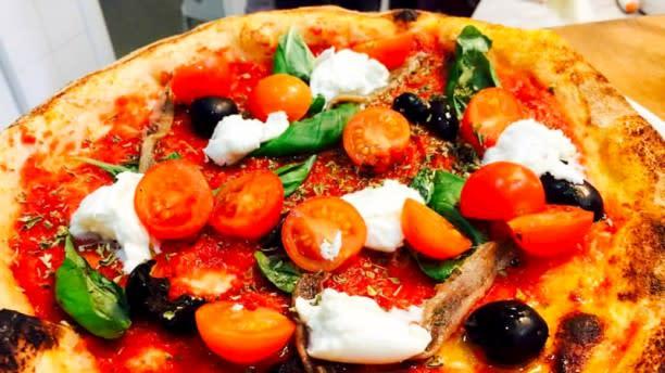 Fiori 00146.Fiori Di Zucca Marconi In Rome Restaurant Reviews Menu And