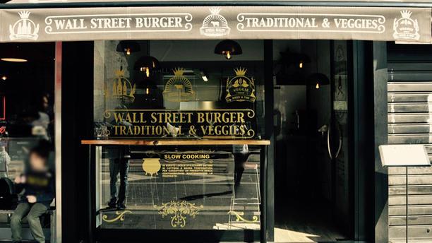 wall street burger