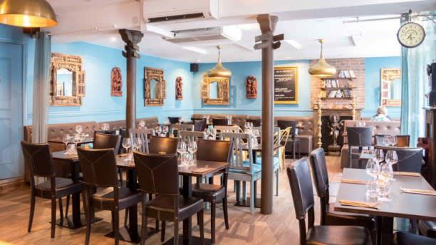 Au Palais De Krishnaa In Paris Restaurant Reviews Menu And