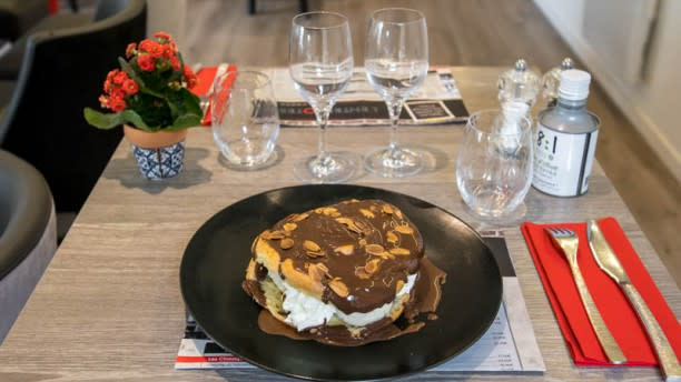 L Entrepotes In Feucherolles Restaurant Reviews Menu And Prices