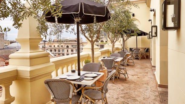 Restaurante ático By Ramon Freixa The Principal Madrid