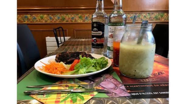 Restaurant Jmk Resto A Drancy 93700 Menu Avis Prix Et
