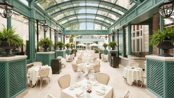 Ritz Paris Bar Vendome In Paris Restaurant Reviews Menu And