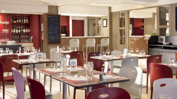 Campanile Lyon Ouest Tassin In Tassin La Demi Lune Restaurant
