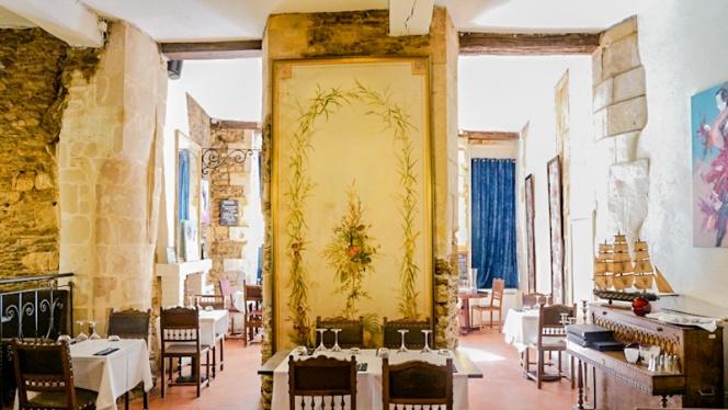 Vue salle - La Souris d'Agneau, Nantes
