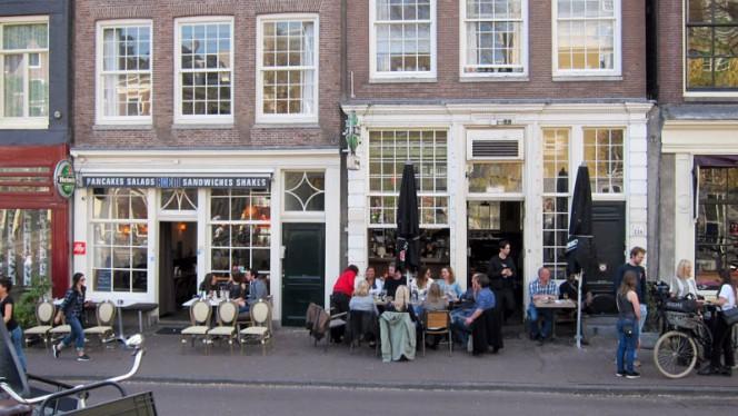 Terras - Café De Prins, Amsterdam