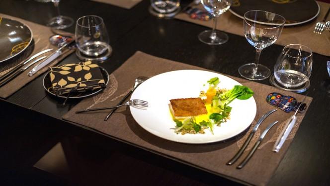 Suggestion du chef - Au 14 Février - par Tsuyoshi ARAI -, Lyon