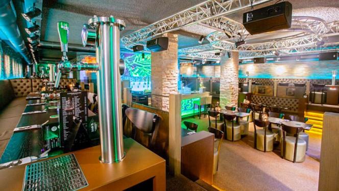 het restaurant - Bar-B, Amsterdam
