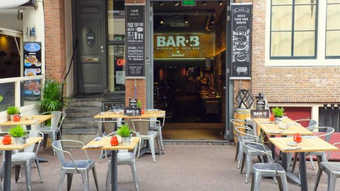 terrass - Bar-B, Amsterdam