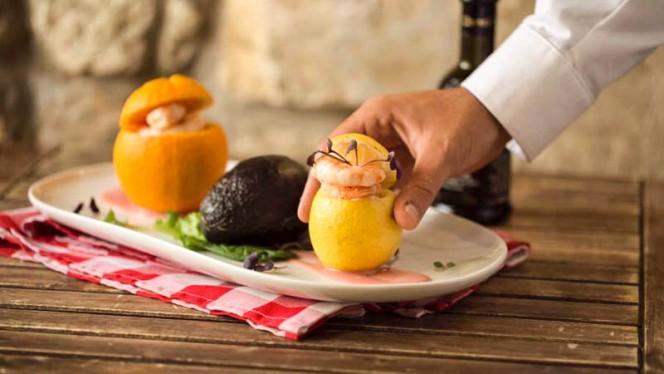 Suggestion du chef - Osteria da luigi, Bordeaux
