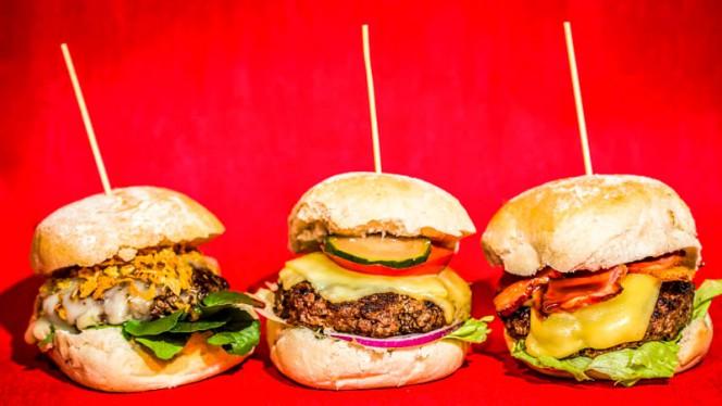 Sugestão do chef - Burger Point, Porto