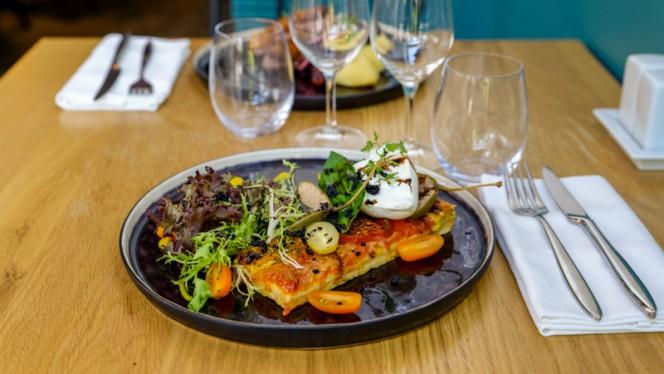 Suggestion de plat - La Table Cinq, Marseille