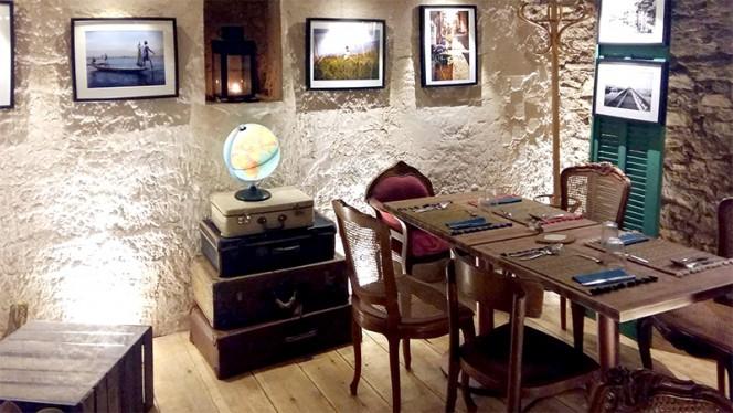 Vue de la salle - Brunch My World, Marseille