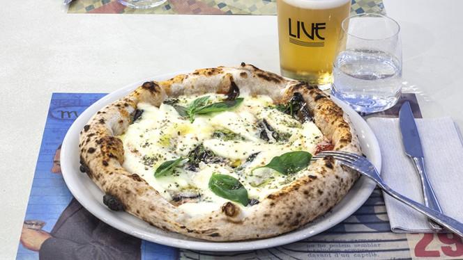 Suggerimento dello chef - Pizzeria Pummà Milano, Milan