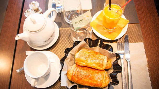 Brunch - La Poulette de Grain, Paris