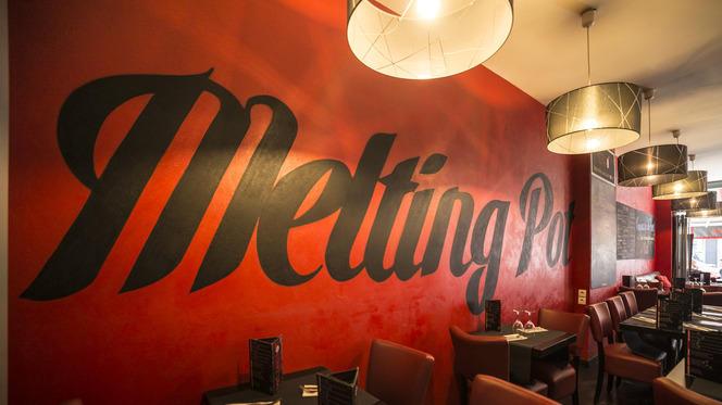 Détail du restaurant - Le Melting Pot, Paris