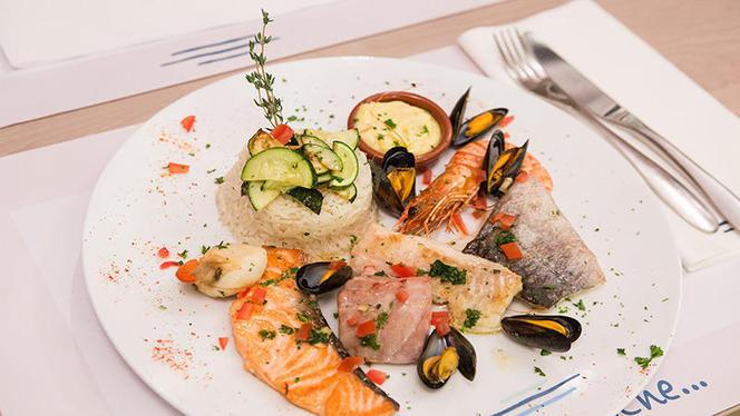 suggestion du chef - OK! Brasserie du Sud-Ouest, Bordeaux