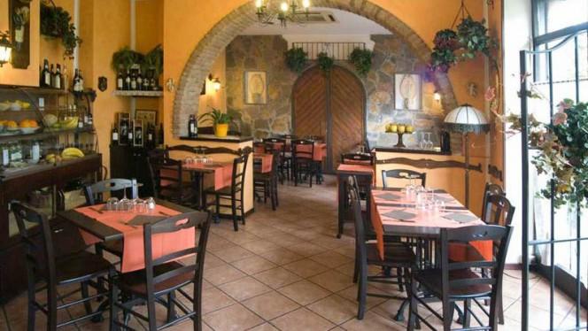 Veduta dell interno - Antico Borgo degli Amori, Corsico