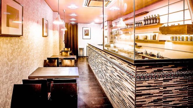 La sala - Casa del Ramen, Milan