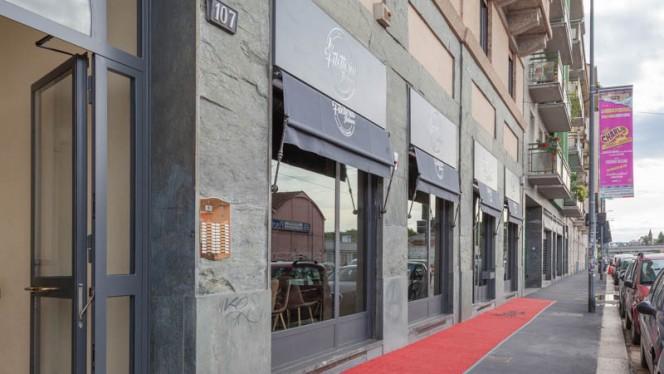 Facciata - La Filetteria Italiana Navigli, Milan