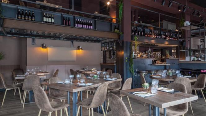 Vista sala - La Filetteria Italiana Navigli, Milan
