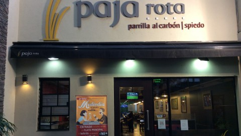 Paja Rota (Haedo), Buenos Aires