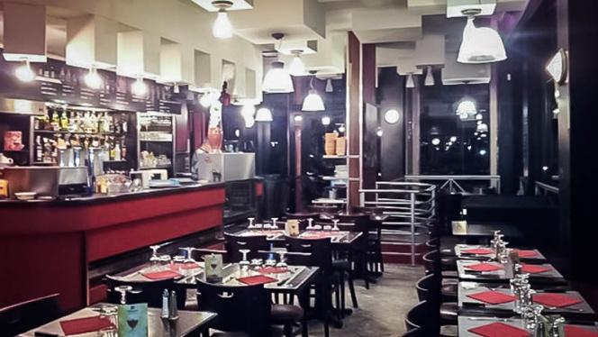 vue de la salle - Tendance d'Europe, Lyon