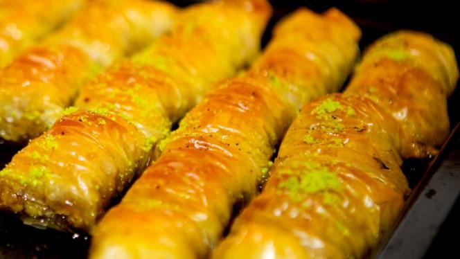 Suggestie - Koerdisch Restaurant Zagros, Amsterdam