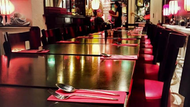 het restaurant - China Sichuan Kitchen Zeedijk, Amsterdam