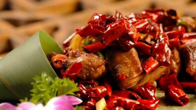 suggestie van de chef - China Sichuan Kitchen Zeedijk, Amsterdam