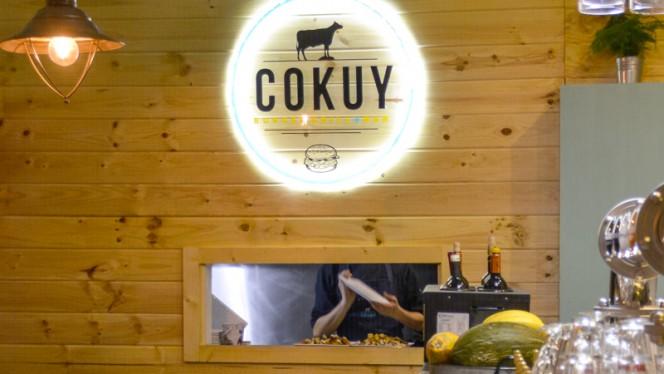 Vista del interior - Cokuy, Madrid