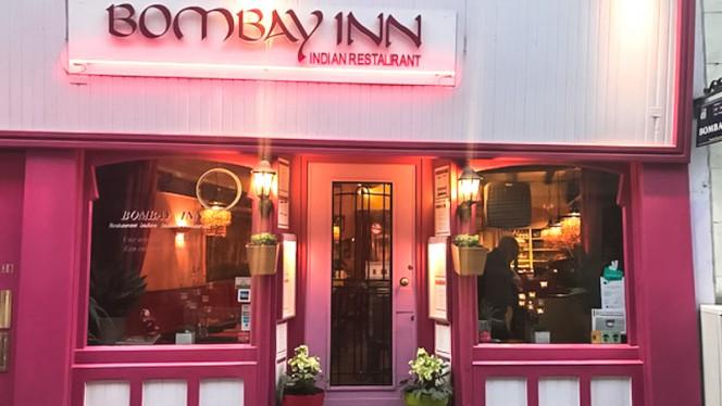 Devanture - Bombay Inn, Brussels