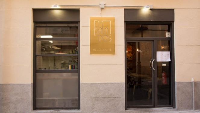 Fachada - Embalados, Madrid