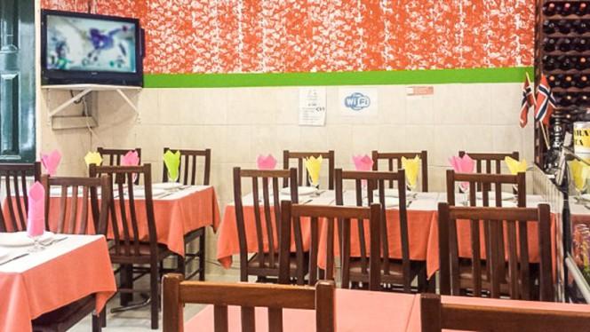 Sala - Taste of Pakistan, Lisboa