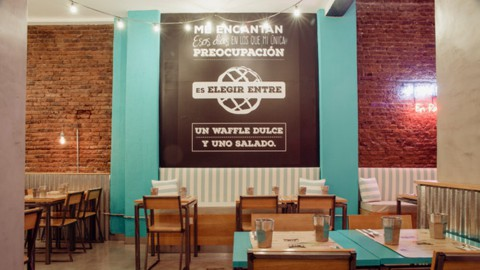 Waffles House (Palermo), Buenos Aires